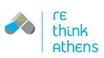 Rethink Athens logo
